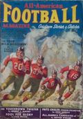 All American Football Magazine (1938-1953 Fiction House) Pulp Vol. 1 #2