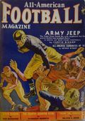 All American Football Magazine (1938-1953 Fiction House) Pulp Vol. 1 #4