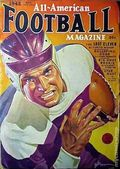 All American Football Magazine (1938-1953 Fiction House) Pulp Vol. 1 #5