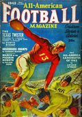 All American Football Magazine (1938-1953 Fiction House) Pulp Vol. 1 #6