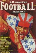 All American Football Magazine (1938-1953 Fiction House) Pulp Vol. 1 #7