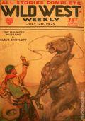 Wild West Weekly (1927-1943 Street & Smith) Pulp Vol. 42 #6