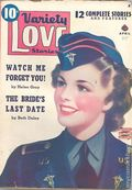 Variety Love Stories (1938-1949 Ace Magazines) Pulp Vol. 9 #1