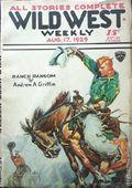Wild West Weekly (1927-1943 Street & Smith) Pulp Vol. 43 #4