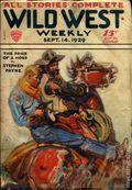 Wild West Weekly (1927-1943 Street & Smith) Pulp Vol. 44 #2