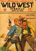 Wild West Weekly (1927-1943 Street & Smith) Pulp Vol. 44 #4