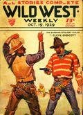 Wild West Weekly (1927-1943 Street & Smith) Pulp Vol. 45 #1