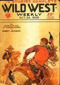Wild West Weekly (1927-1943 Street & Smith) Pulp Vol. 45 #2
