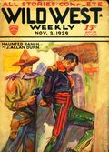 Wild West Weekly (1927-1943 Street & Smith) Pulp Vol. 45 #3