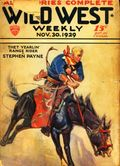 Wild West Weekly (1927-1943 Street & Smith) Pulp Vol. 46 #1