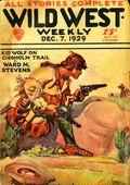 Wild West Weekly (1927-1943 Street & Smith) Pulp Vol. 46 #2