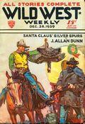 Wild West Weekly (1927-1943 Street & Smith) Pulp Vol. 46 #5