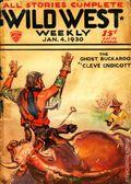 Wild West Weekly (1927-1943 Street & Smith) Pulp Vol. 46 #6