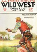 Wild West Weekly (1927-1943 Street & Smith) Pulp Vol. 47 #1