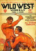 Wild West Weekly (1927-1943 Street & Smith) Pulp Vol. 47 #4