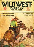 Wild West Weekly (1927-1943 Street & Smith) Pulp Vol. 48 #1