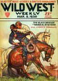 Wild West Weekly (1927-1943 Street & Smith) Pulp Vol. 48 #3