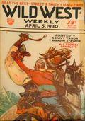 Wild West Weekly (1927-1943 Street & Smith) Pulp Vol. 49 #1