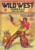 Wild West Weekly (1927-1943 Street & Smith) Pulp Vol. 49 #4