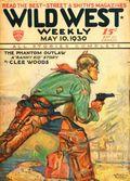 Wild West Weekly (1927-1943 Street & Smith) Pulp Vol. 49 #6