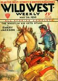 Wild West Weekly (1927-1943 Street & Smith) Pulp Vol. 50 #2