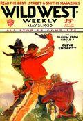 Wild West Weekly (1927-1943 Street & Smith) Pulp Vol. 50 #3