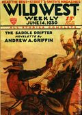 Wild West Weekly (1927-1943 Street & Smith) Pulp Vol. 50 #5