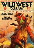Wild West Weekly (1927-1943 Street & Smith) Pulp Vol. 50 #6