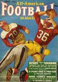 All American Football Magazine (1938-1953 Fiction House) Pulp Vol. 1 #8