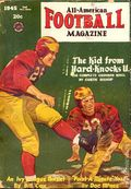 All American Football Magazine (1938-1953 Fiction House) Vol. 1 #12