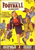 All American Football Magazine (1938-1953 Fiction House) Pulp Vol. 2 #1