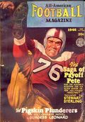 All American Football Magazine (1938-1953 Fiction House) Pulp Vol. 2 #2
