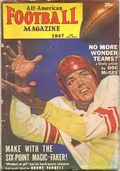 All American Football Magazine (1938-1953 Fiction House) Pulp Vol. 2 #3