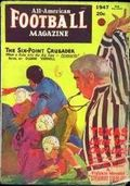 All American Football Magazine (1938-1953 Fiction House) Pulp Vol. 2 #4