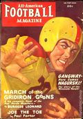 All American Football Magazine (1938-1953 Fiction House) Pulp Vol. 2 #5