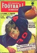 All American Football Magazine (1938-1953 Fiction House) Pulp Vol. 2 #7