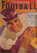 All American Football Magazine (1938-1953 Fiction House) Pulp Vol. 2 #8