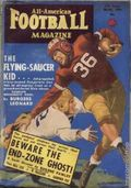 All American Football Magazine (1938-1953 Fiction House) Pulp Vol. 2 #9