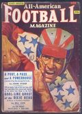 All American Football Magazine (1938-1953 Fiction House) Pulp Vol. 2 #10