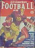 All American Football Magazine (1938-1953 Fiction House) Pulp Vol. 2 #11