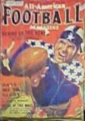 All American Football Magazine (1938-1953 Fiction House) Pulp Vol. 2 #12