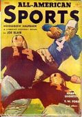 All American Sports (1940-1941 Atlas Fiction Group) Pulp Vol. 1 #1