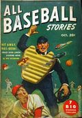 All Baseball Stories (1947 Interstate) Pulp Vol. 1 #1