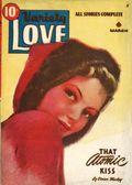 Variety Love Stories (1938-1949 Ace Magazines) Pulp Vol. 14 #3