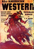 All American Western (1940-1941 Atlas Fiction Group) Pulp Vol. 1 #1