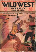 Wild West Weekly (1927-1943 Street & Smith) Pulp Vol. 51 #1