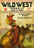 Wild West Weekly (1927-1943 Street & Smith) Pulp Vol. 51 #2