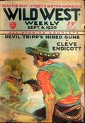 Wild West Weekly (1927-1943 Street & Smith) Pulp Vol. 52 #5