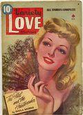 Variety Love Stories (1938-1949 Ace Magazines) Pulp Vol. 15 #3