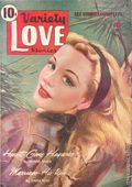 Variety Love Stories (1938-1949 Ace Magazines) Pulp Vol. 16 #1